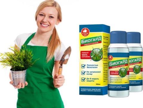 купить средство для уничтожения сорняков